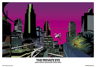 THE PRIVATE EYE #1 PAGE 4
