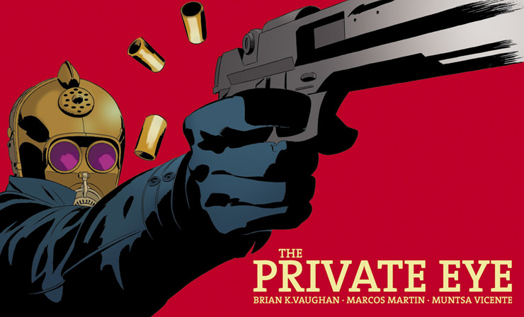 The Private Eye - Issue 2