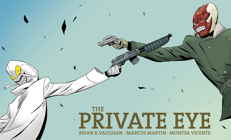 The Private Eye - Issue 7