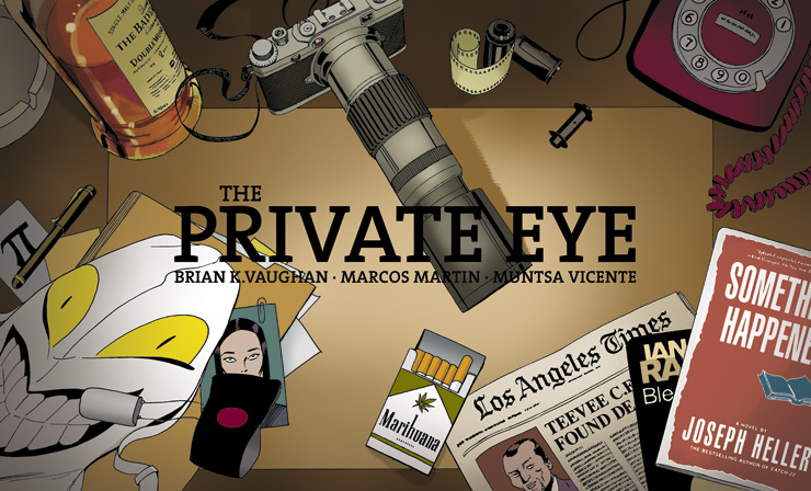 The Private Eye - Issue 10