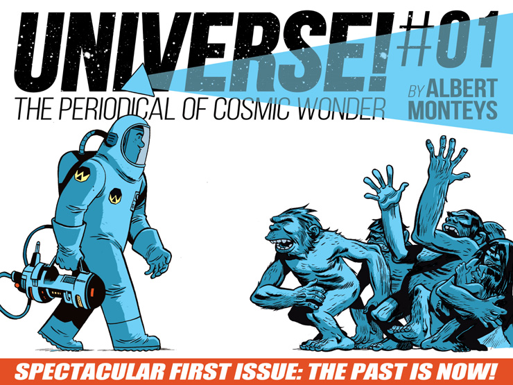 Universe! - Issue 1